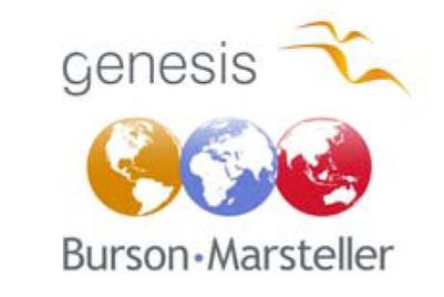 Three new accounts at Genesis Burson-Marsteller
