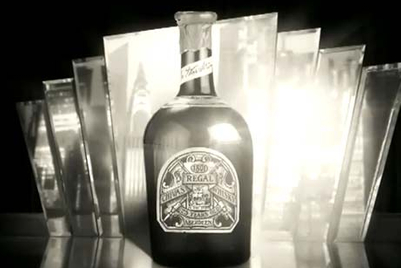 Euro RSCG London and Chivas Regal create online film charting 20th century