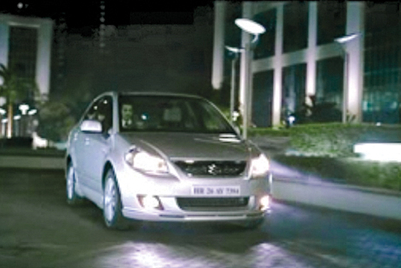 Maruti reinforces refined masculinity in its new TVC for the SX4