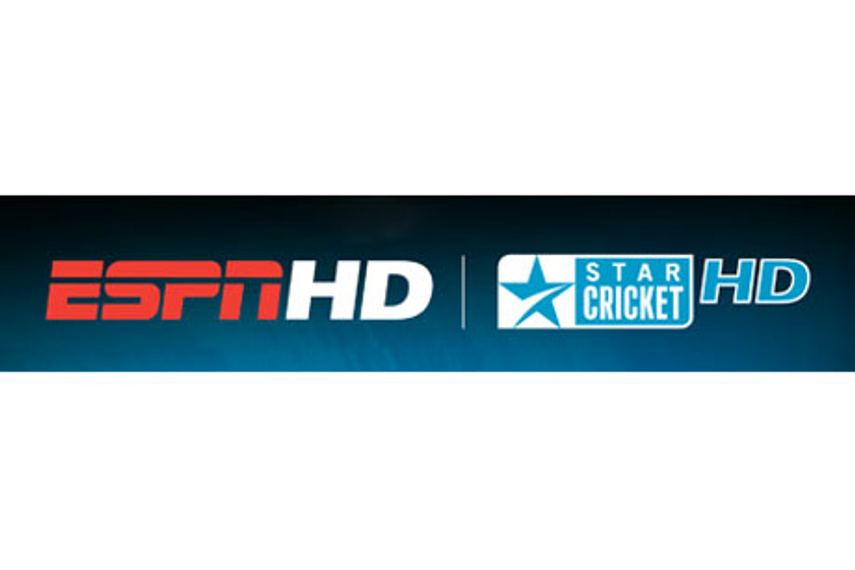 ESPN and STAR Cricket launched in HD