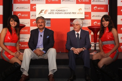 Airtel gets onboard as title sponsor for Indian Grand Prix