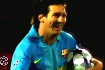 Weekend fun: Prepare for Messi
