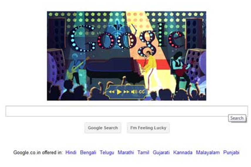 MMGB: Google honours Queen front man Freddie Mercury with a mix of art and technology