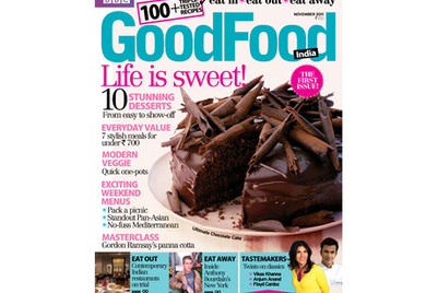 BBC GoodFood to be launched on 21 October