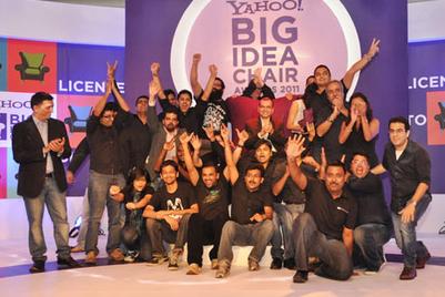 OgilvyOne Worldwide bags Yahoo! Big Idea Chair Award