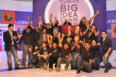 OgilvyOne Worldwide bags Yahoo! Big Idea Chair Award