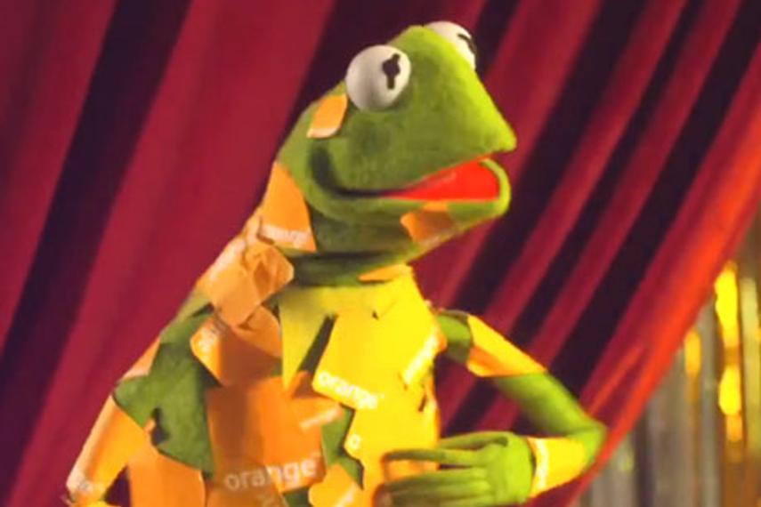 MMGB: Orange 'The Muppets' by Fallon