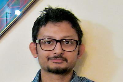 Weekend capers: Bodhisatwa Dasgupta