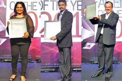 Raft of awards for India at Agency of the Year Awards 2011