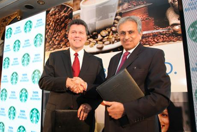 Starbucks to launch in India this year
