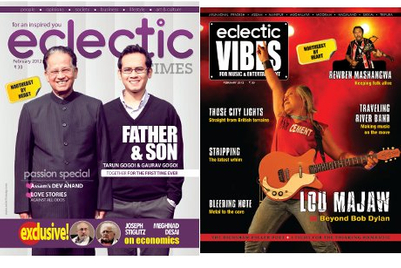 Chitralekha Group partners Eclectic Publications to handle pan India sales