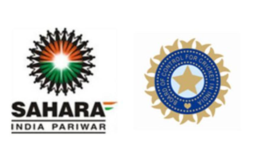 BCCI and Sahara India smoke the peace pipe