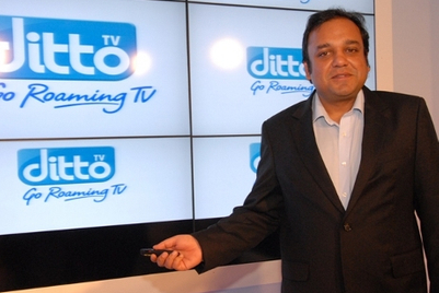 Zee New Media launches Ditto TV