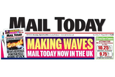 Mail Today launches in London