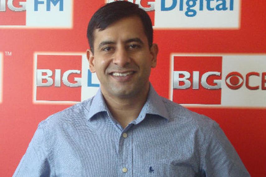 Yashraj Rao appointed national sales head, BIG CBS Love and Spark