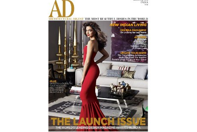 Conde Nast's Architectural Digest hits Indian stands