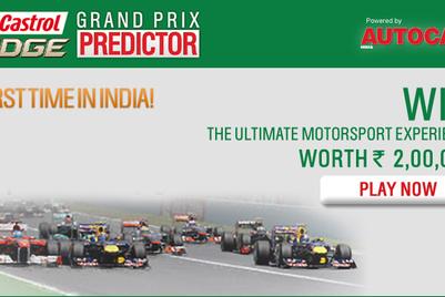 Castrol Edge and Autocar India tie up to launch Grand Prix Predictor