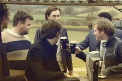 Weekend fun: Guinness' St Patrick's Day spot