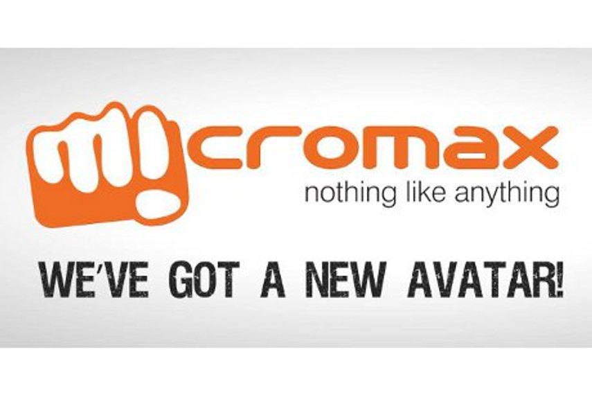 Micromax unveils new logo during India-Pakistan game