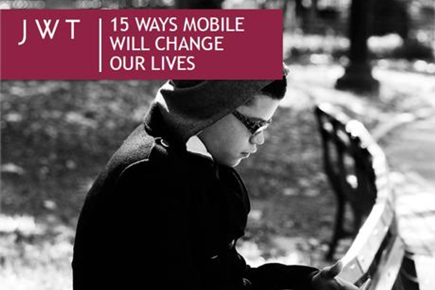 How mobile is changing our lives: JWT