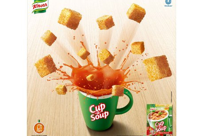 Digital is medium of choice for new Knorr Cup-A-Soup campaign