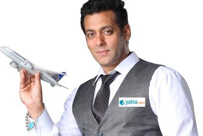 Salman Khan becomes shareholder, brand ambassador of Yatra.com