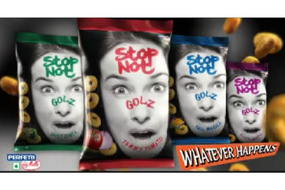 Perfetti Van Melle's brand Stop Not targets mobile users