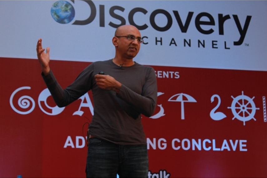 Goafest 2012: Jayant Murty on 'building brands in an era of multiple degrees of freedom'