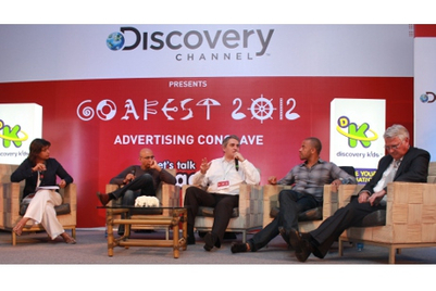 Goafest 2012: 'We bring sparkles to the eyes of people when they see a great campaign': Naouri, Publicis Groupe