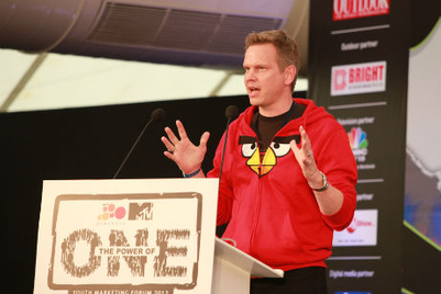 Q&A: Henri Holm, Rovio Entertainment