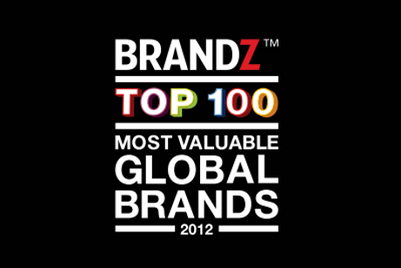 Millward Brown releases 2012 BrandZ Top 100 report