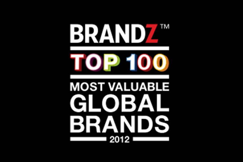 Millward Brown releases 2012 BrandZ Top 100 report