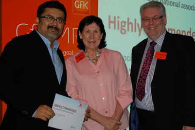 AIM's engagement study 'Highly Commended' at FIPP Research Awards, London