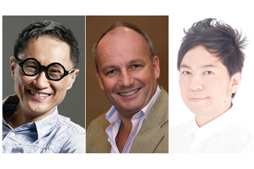 (L-R) Cheong, Thomas and Harano