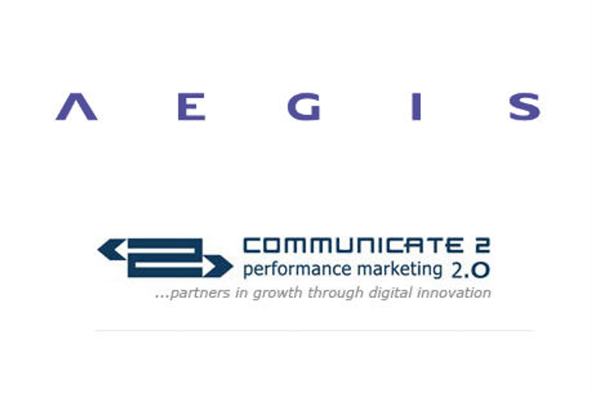 Aegis Media acquires Communicate 2