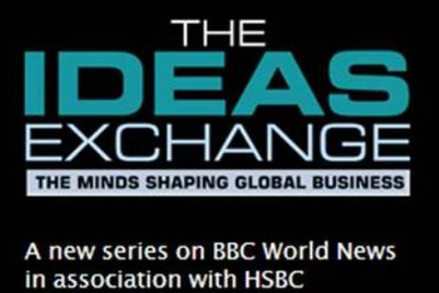 HSBC to fund eight-part BBC World News 'The Ideas Exchange' programme