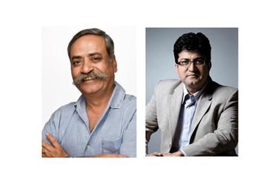 Piyush Pandey and Prasoon Joshi take to the Spikes Asia stage