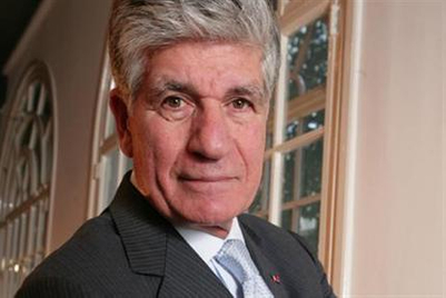 Maurice Lévy plots 'diplomatic' solution for the future of Publicis