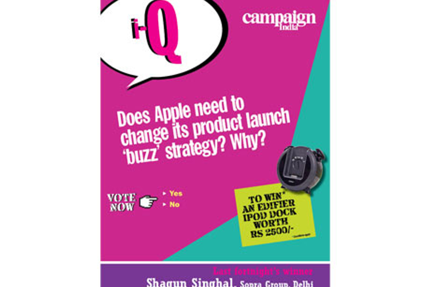 Does Apple need to change its product launch 'buzz' strategy? Why?