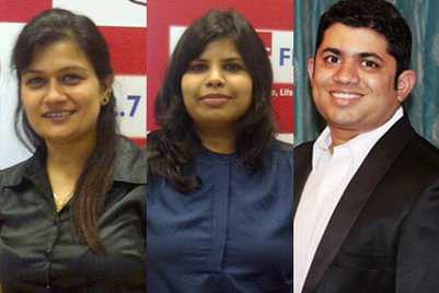 RBNL strengthens senior team with three appointments