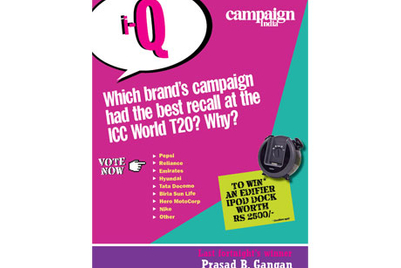 Which brand's campaign had the best recall value at the ICC World T20? Why?