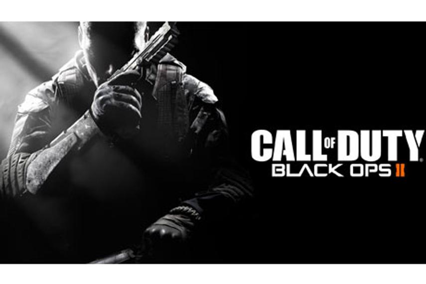 Weekend fun: Call of Duty Black Ops II promotion
