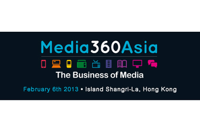 Media360Asia announces speakers: Sameer Singh, Mike Cooper, Steve King, Laura Desmond, Dominic Proctor, Bonin Bough