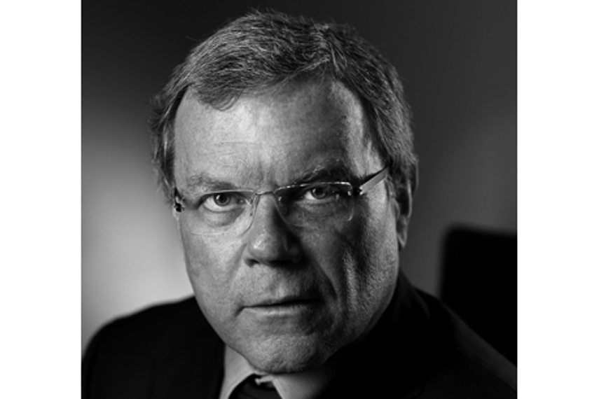 Sir Martin Sorrell to speak at Media360Asia
