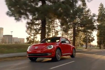 Volkswagen unveils Super Bowl TV spot