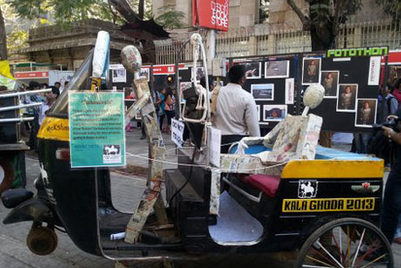 Weekend fun 1: Kala Ghoda turns a shade greener