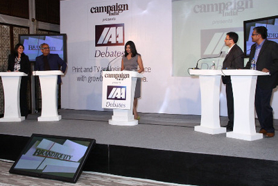 IAA Debates: 'Print and TV have been growing and will continue to do so'