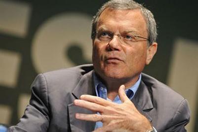 Sir Martin Sorrell says Twitter is not an advertising medium