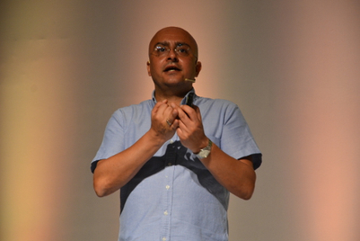 Goafest 2013: 'Creativity is 'effectiveness'' – DDB's Amir Kassaei