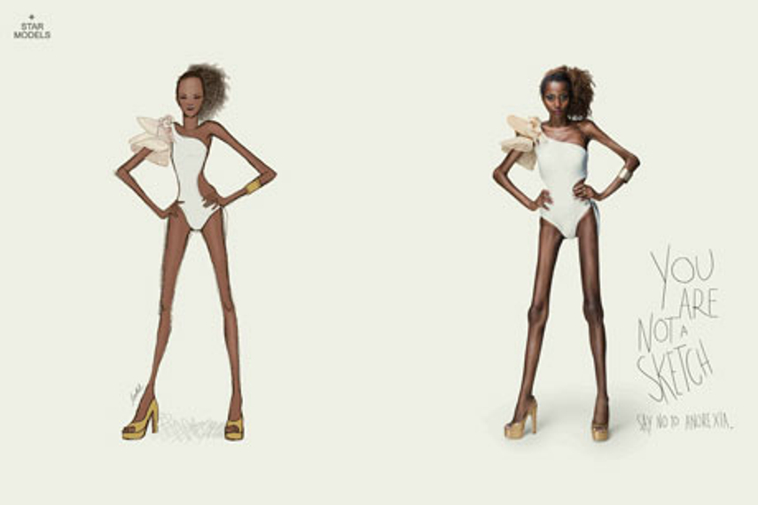 Ad pic of the week: Star Models